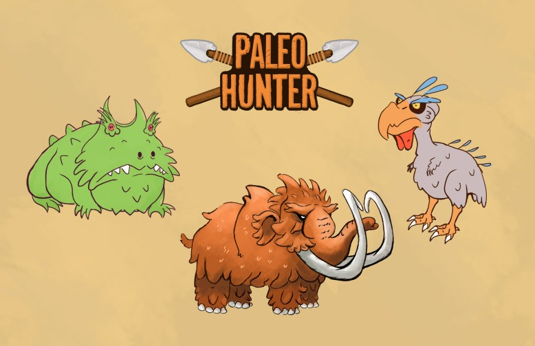 Paleo Hunter Creatures